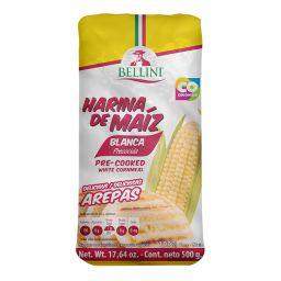 Bellini Harina de Maiz Blanca 35.27oz (1kg)