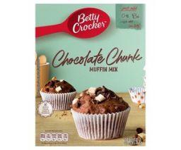 Betty Crocker Chocolate Chunk Muffin Mix 11.8oz (335g)