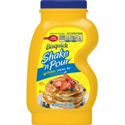 Betty Crocker Bisquick Shake 'n Pour Buttermilk Pancake Mix 5.1oz (144g)