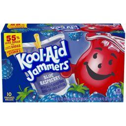 Kool-Aid Jammers Blue Raspberry 10stuks