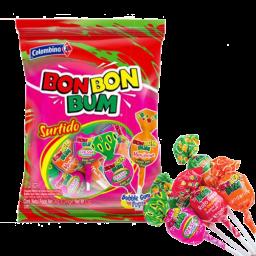Bon Bon Bum Lollipops Surtido 10stuks