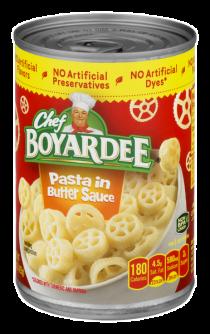 Chef Boyardee Pasta in Butter Sauce 15oz (425g)