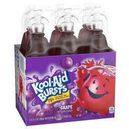 Kool-Aid Bursts Grape 6 x 6.75oz (200ml)