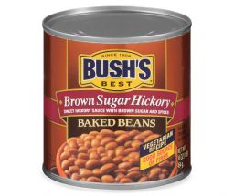 Bush's Best Brown Sugar Hickory Baked Beans 16oz (454g)
