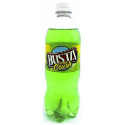 Busta Soft Drink Green Punch 50cl