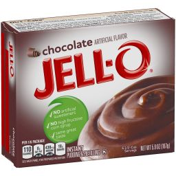 Jello Instant Pudding Chocolate 96gr