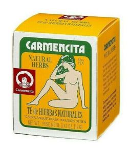 Carmencita Natural Herbs Tea 0.42oz (12g) - 10stuks