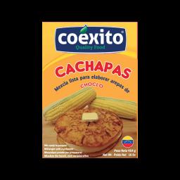 COEXITO HARINA PARA CACHAPAS 400gr