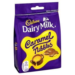 Cadbury Dairy Milk Caramel Nibbles 4.23oz (120g)