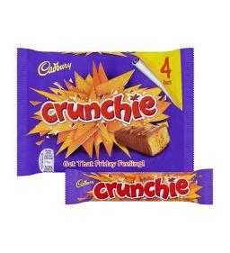 Cadbury Crunchie 4 x 26.1g pack
