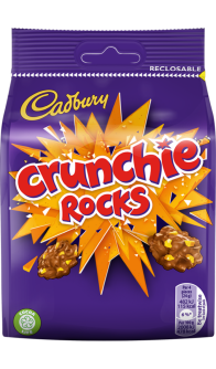 Cadbury Crunchie Rocks 3.9oz (110g)