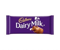 Cadbury Dairy Milk Chocolate 3.9oz (110g)