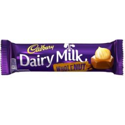 Cadbury Dairy Milk Wholenut 45gr