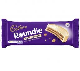Cadbury Roundie White Chocolate 180g