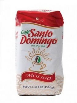 Cafe Santo Domingo coffee koffie 1lb (453.6g)