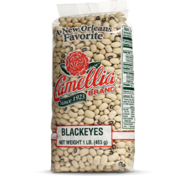 Camellia Blackeyes Beans 1lb (454g)