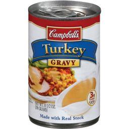 Campbell's Turkey Gravy 10.5oz (298g)