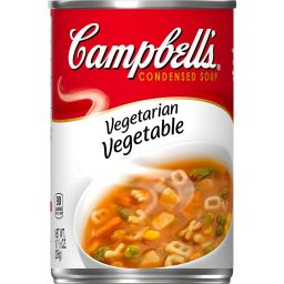 Campbell's Vegetarian Vegetable Soup10.5oz (298g)