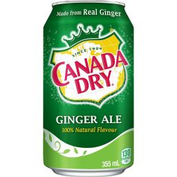 Canada Dry Ginger 355ml