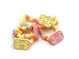 Candy Watches / horloges 10stuks