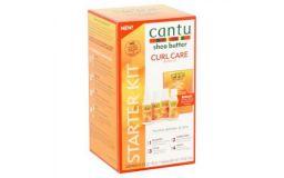 Cantu Curl Care Starter Kit