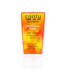 Cantu Shea Butter Natural Hair Dry Deny Moisture Seal Gel Oil 5oz (142g)