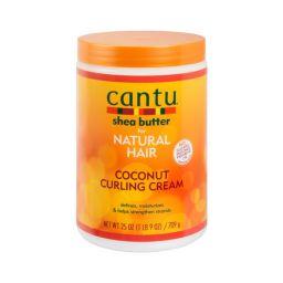 Cantu Shea Butter Natural Hair Coconut Curling Cream 25oz (709g)