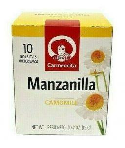Carmencita Manzanilla 0.42oz (12g) - 10stuks
