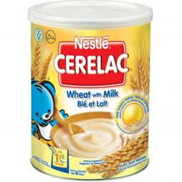 Nestle Cerelac Wheat with Milk 400gr