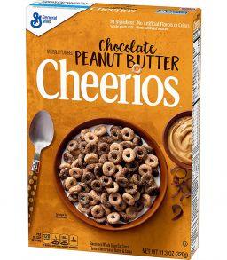 General Mills Chocolate Peanut Butter Cheerios 320gr