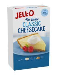 Jello NO BAKE Classic Cheesecake Mix 314gr