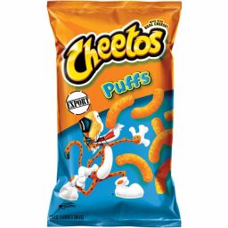 Cheetos Jumbo Puffs - Groot 9oz (255,1g)