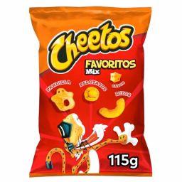 Cheetos Favoritos Mix 115g