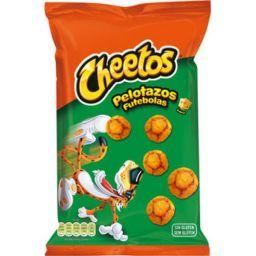 Cheetos Pelotazos 130gr