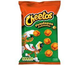 Cheetos Pelotazos Futebolas 40g