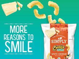 Cheetos Puffs White Cheddar 8oz (226.8g)