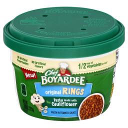 Chef Boyardee Rings in Tomato Sauce 7.25oz (205g)