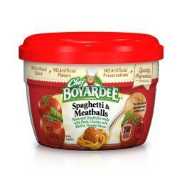 Chef Boyardee Spaghetti & Meatballs 7.5oz (212g)