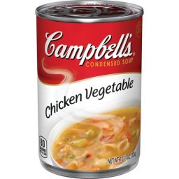 Campbell's Chicken Vegetable 10.5oz (298g)