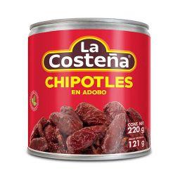 LA COSTEÑA CHIPOTLES 220gr