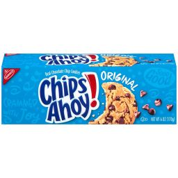 Chips Ahoy! Chocolate Chip Cookies 170gr