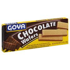GOYA Chocolate Wafers 4.94oz (140g)