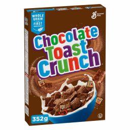 General Mills Chocolate Toast Crunch 12.4oz (351g)