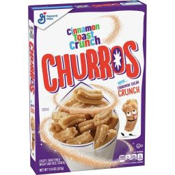 General Mills Cinnamon Toast Crunch Churros 11.9oz (337g)
