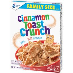 General Mills Cinnamon Toast Crunch 19.3oz (547g)