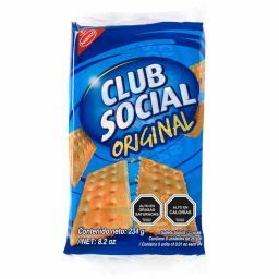 Nabisco Club Social 8.2oz (234g)