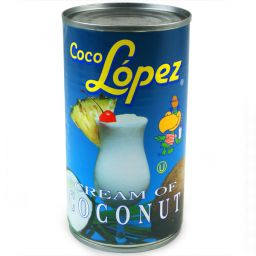Coco Lopez Cream of Coconut 15oz (425g)