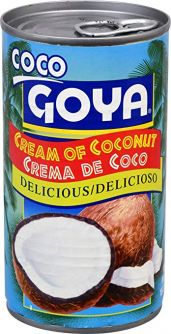 Goya cream of coconut 15oz (425g)