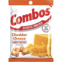 Combos Cheddar  Pretzel 178.6 gr