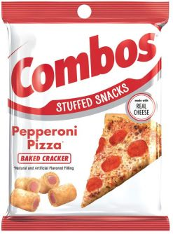 Combos Pepperoni Pizza 6.3oz (178.6g)